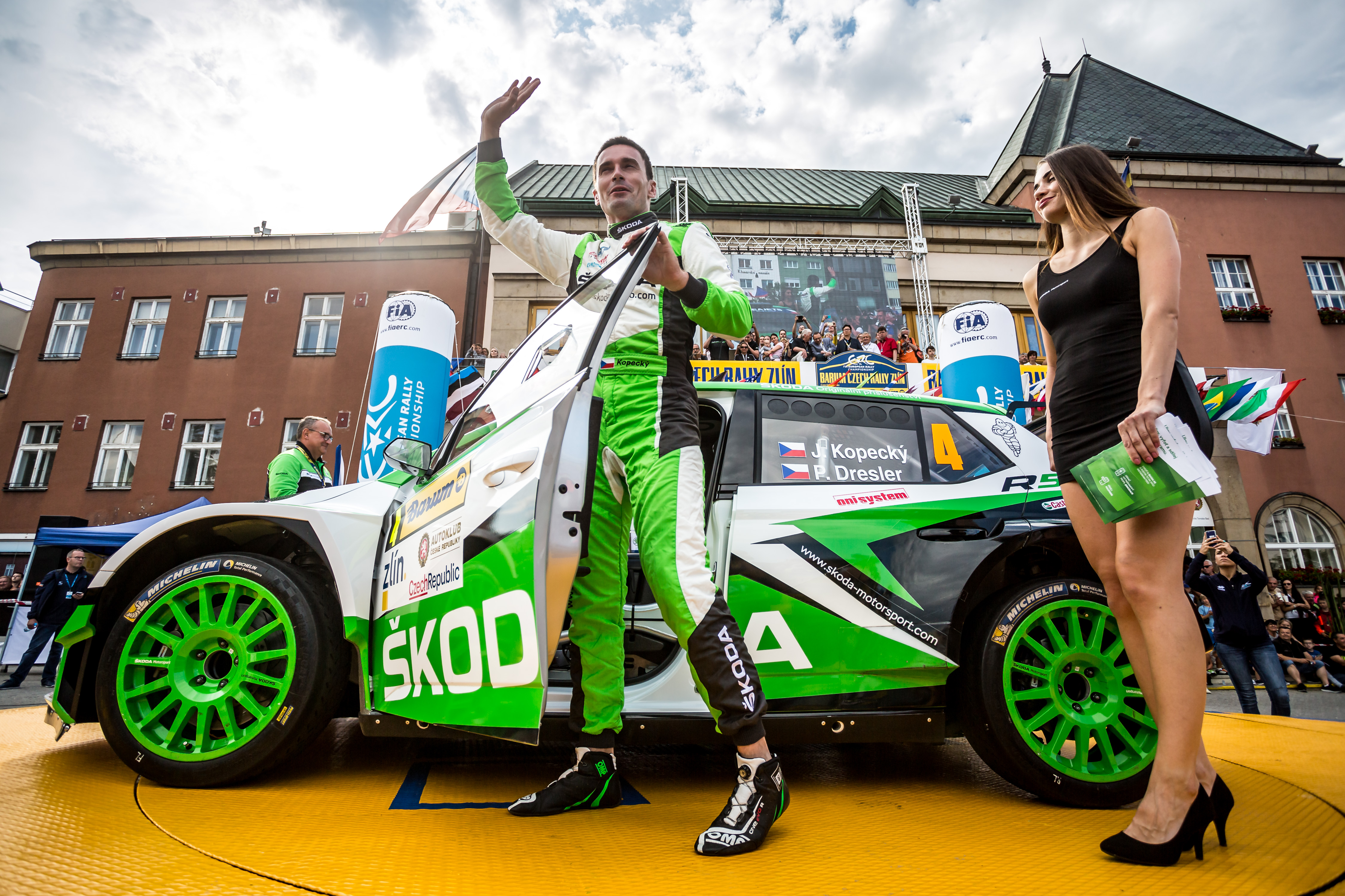 ERC 2019 season recap: Barum Czech Rally Zlin