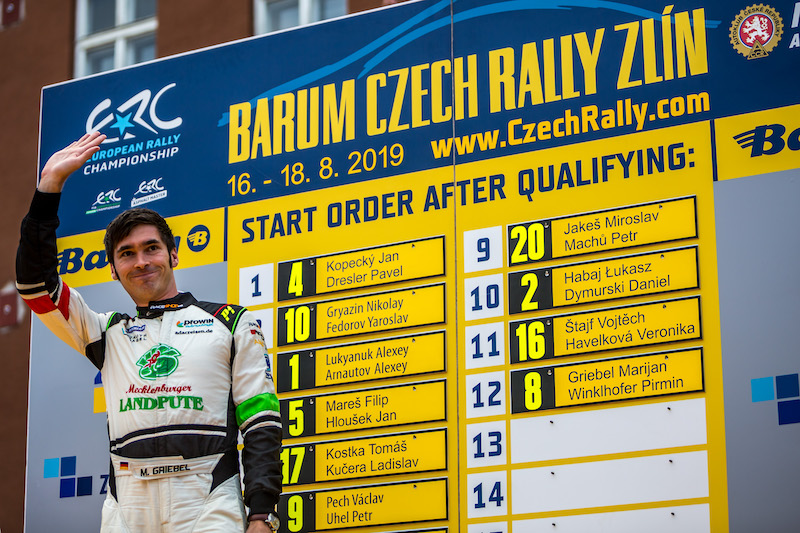 ERC Junior champions* have big opportunity, says double title winner Griebel