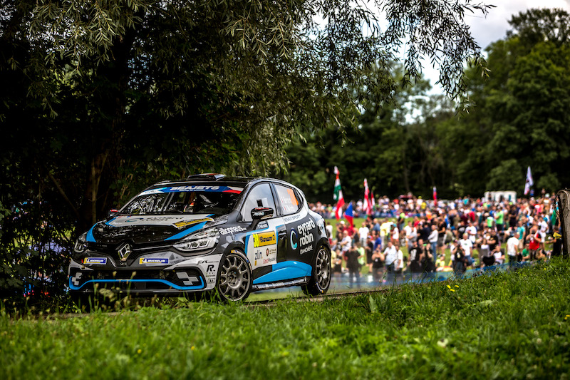 Bernardi scores in Zlin, plans Cyprus ERC3 mission