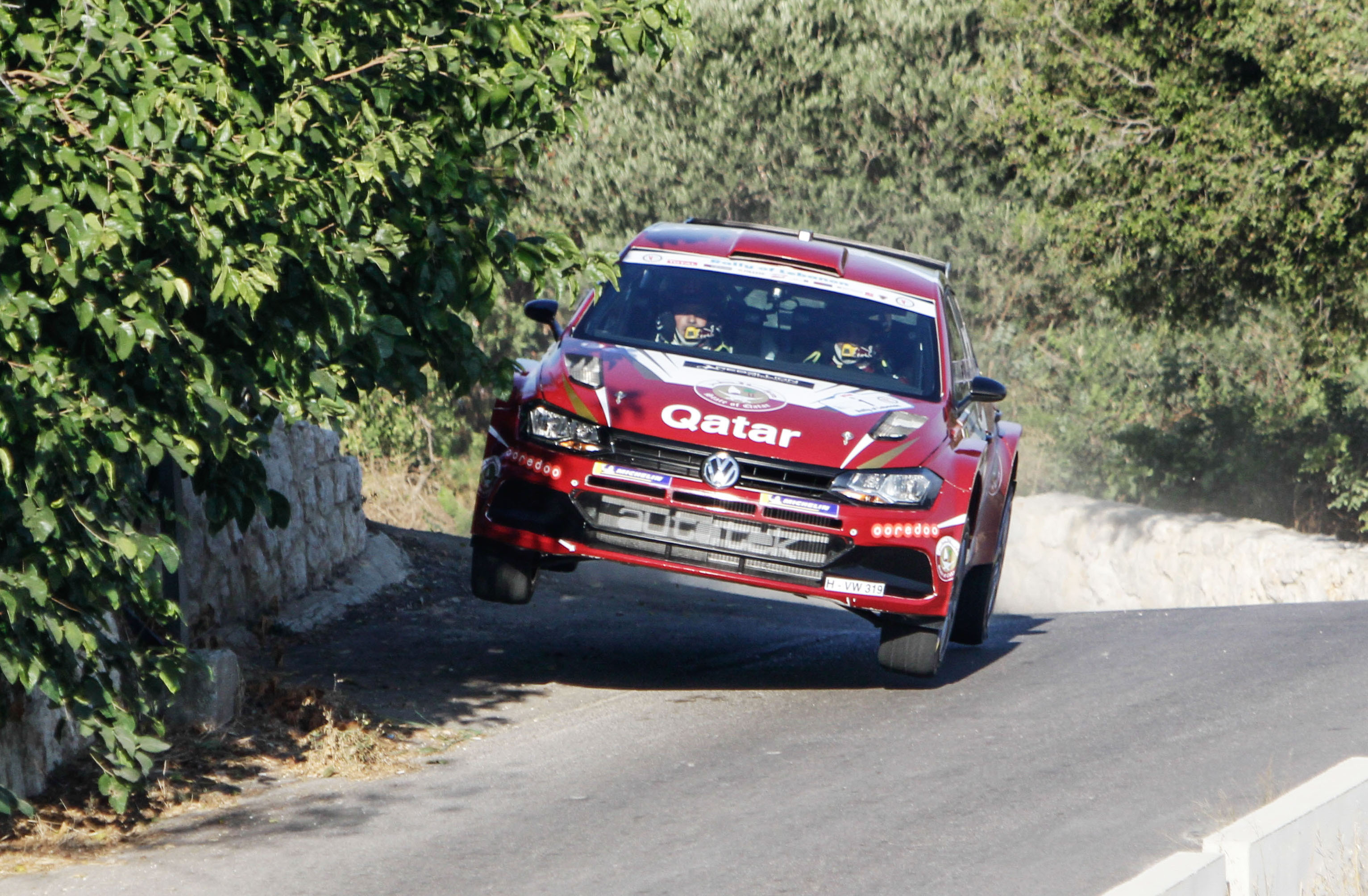 Cyprus Rally reference Al-Attiyah up for ERC success