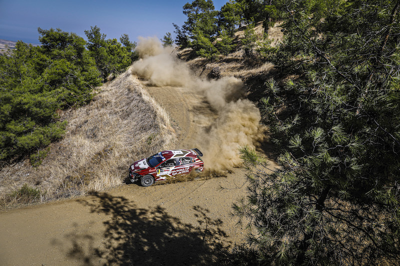 ERC 2019 season recap: Cyprus Rally