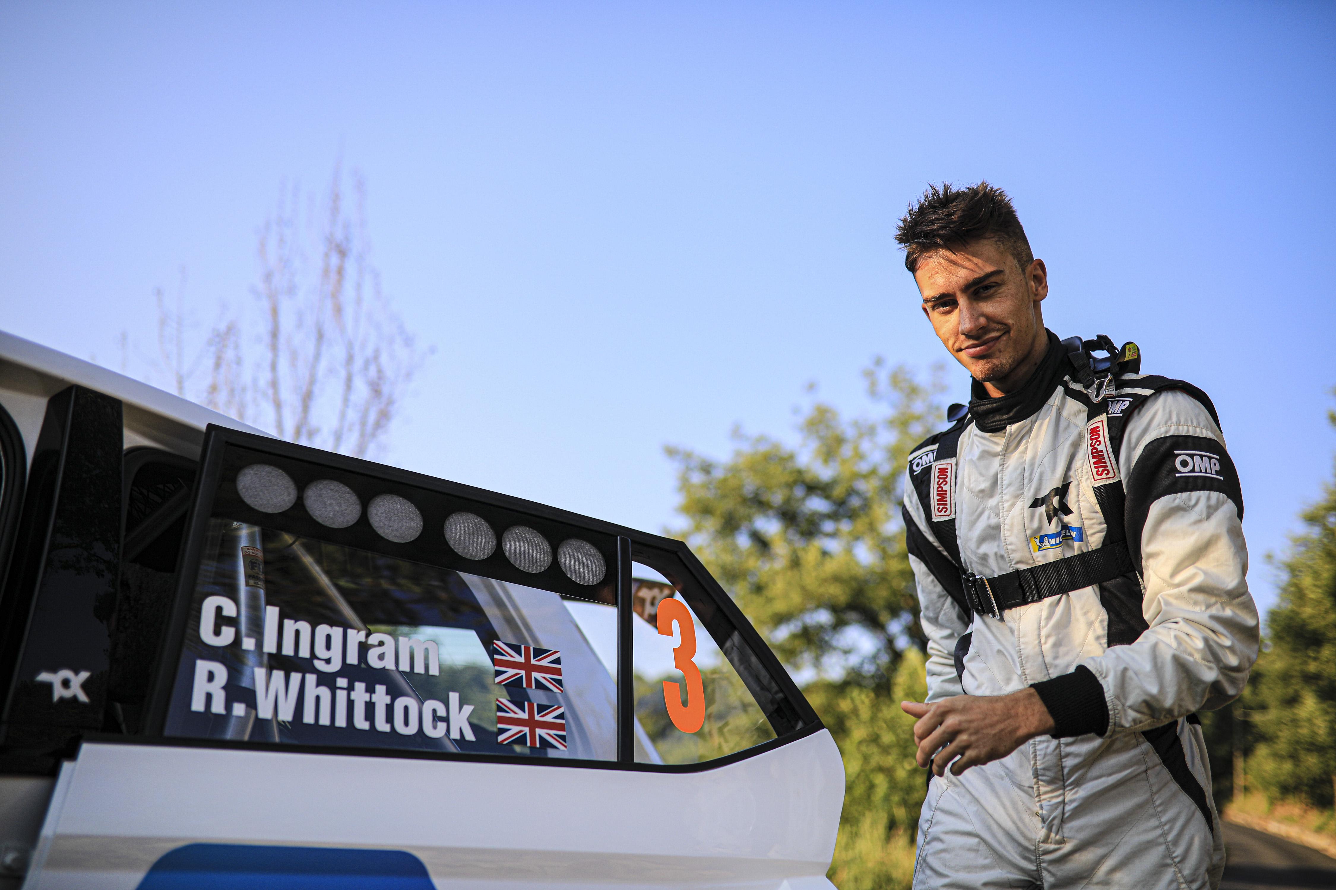 Champion ERC, Ingram réitère ses ambitions de titre mondial