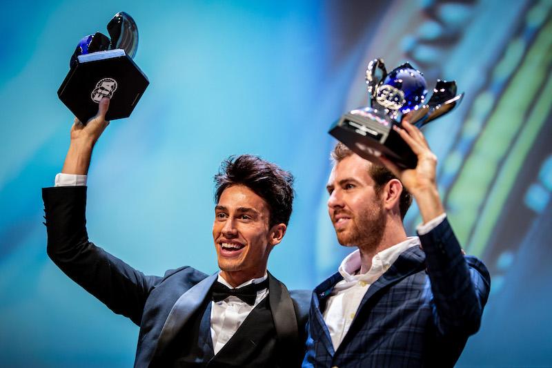Les champions ERC* célébrés lors d'une spectaculaire cérémonie à Budapest