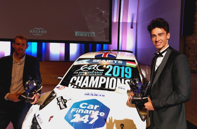 SEAJETS reflects on ERC successes with Ingram and Lukyanuk