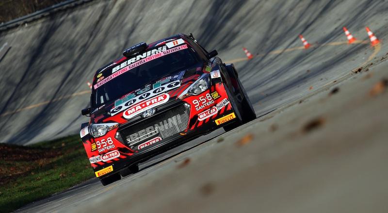 Succès à Monza pour les pilotes ERC