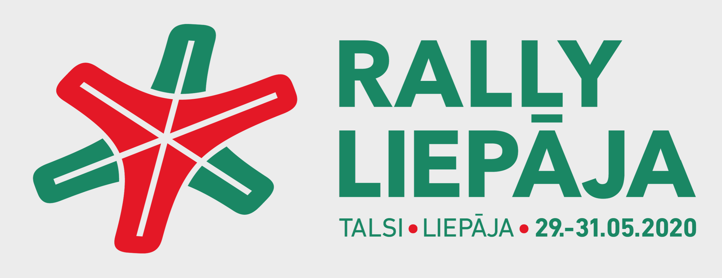 ERC Rally Liepaja gets refreshed logo