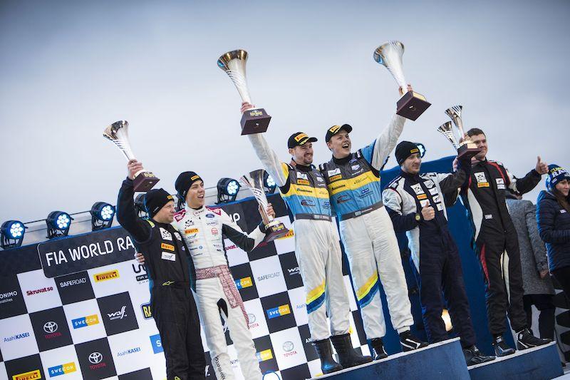 ERC Junior graduates are Swede speeders