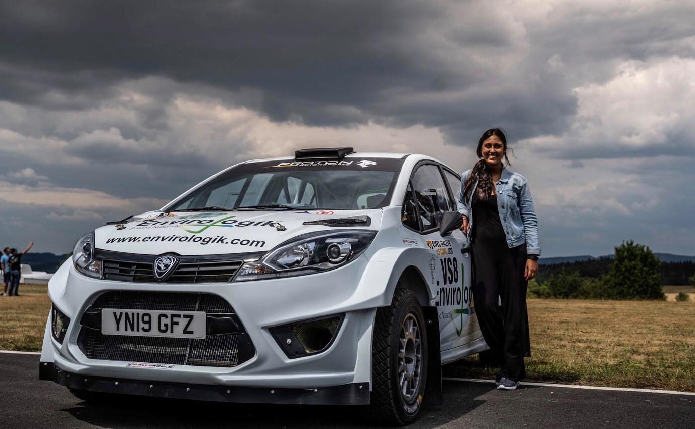 Tejpar va utiliser son expérience en ERC pour passer en Rally2