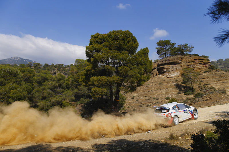 Remembering when… Breen gives Peugeot's 208 T16 debut ERC win