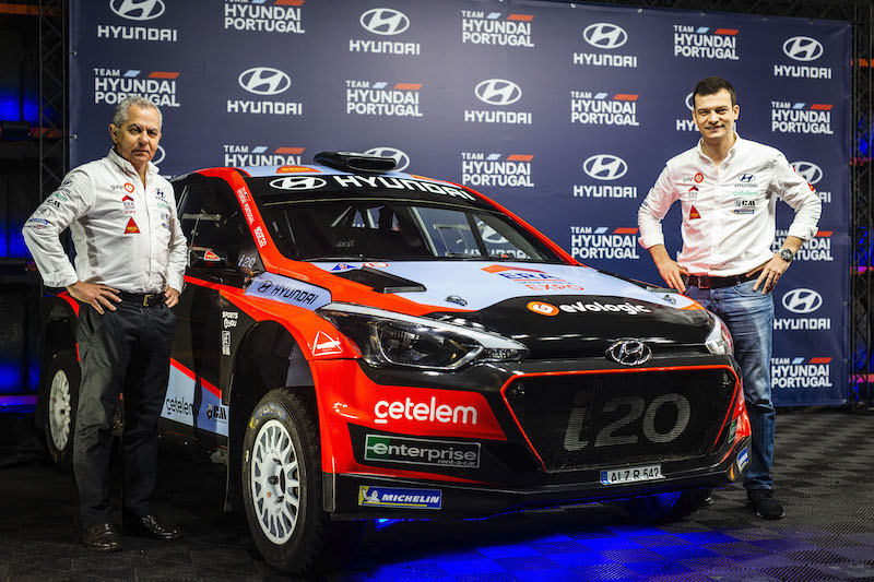 New season, new co-driver: the ERC drivers making a change for 2020