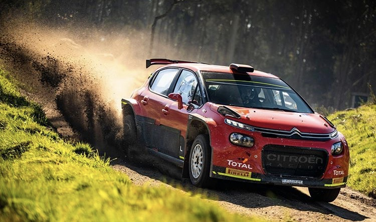 Llarena tells ERC The Stage: Citroen C3 R5 is the best yet