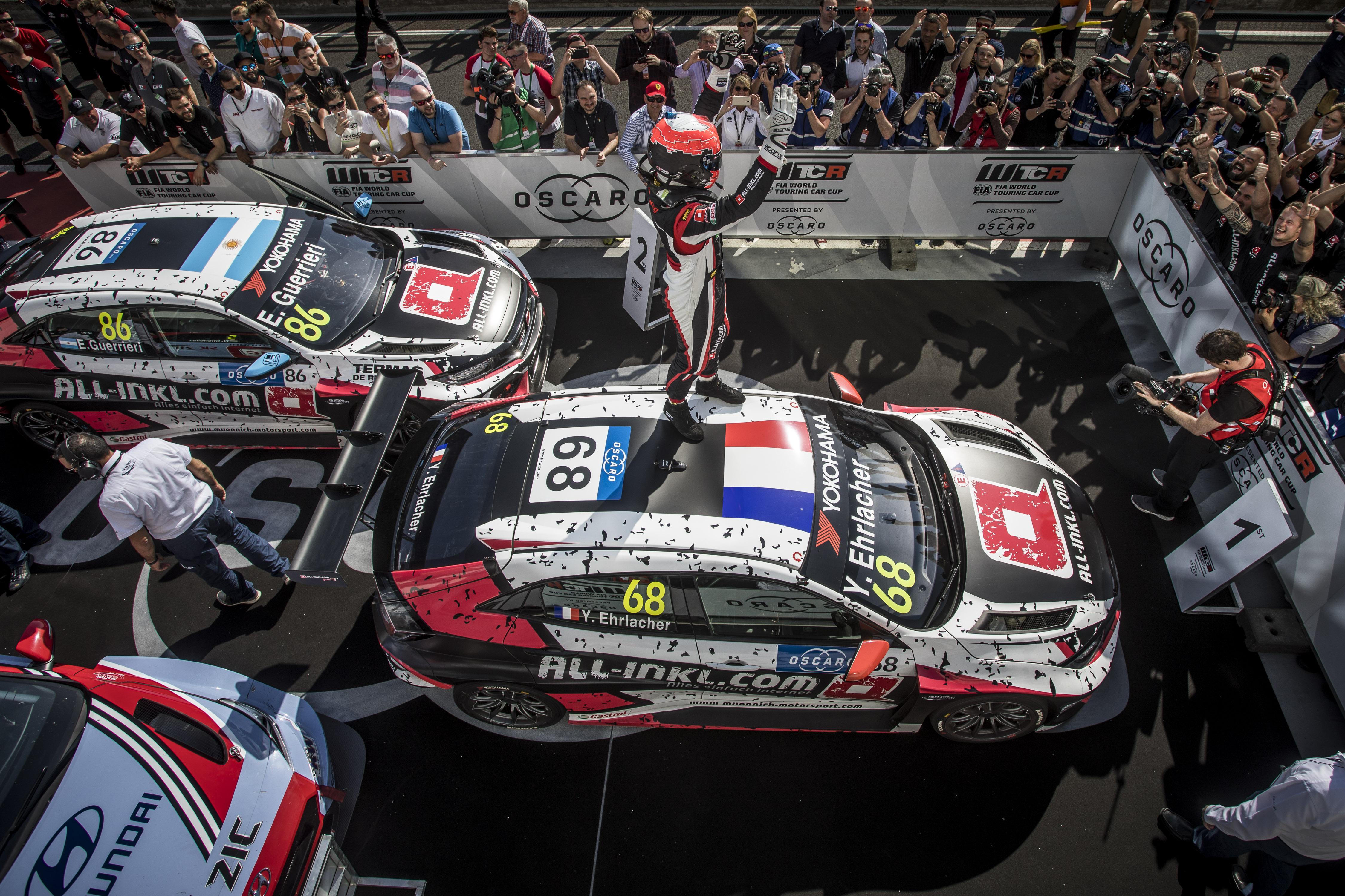 Resumen de las carreras del WTCR: #2 Hungría