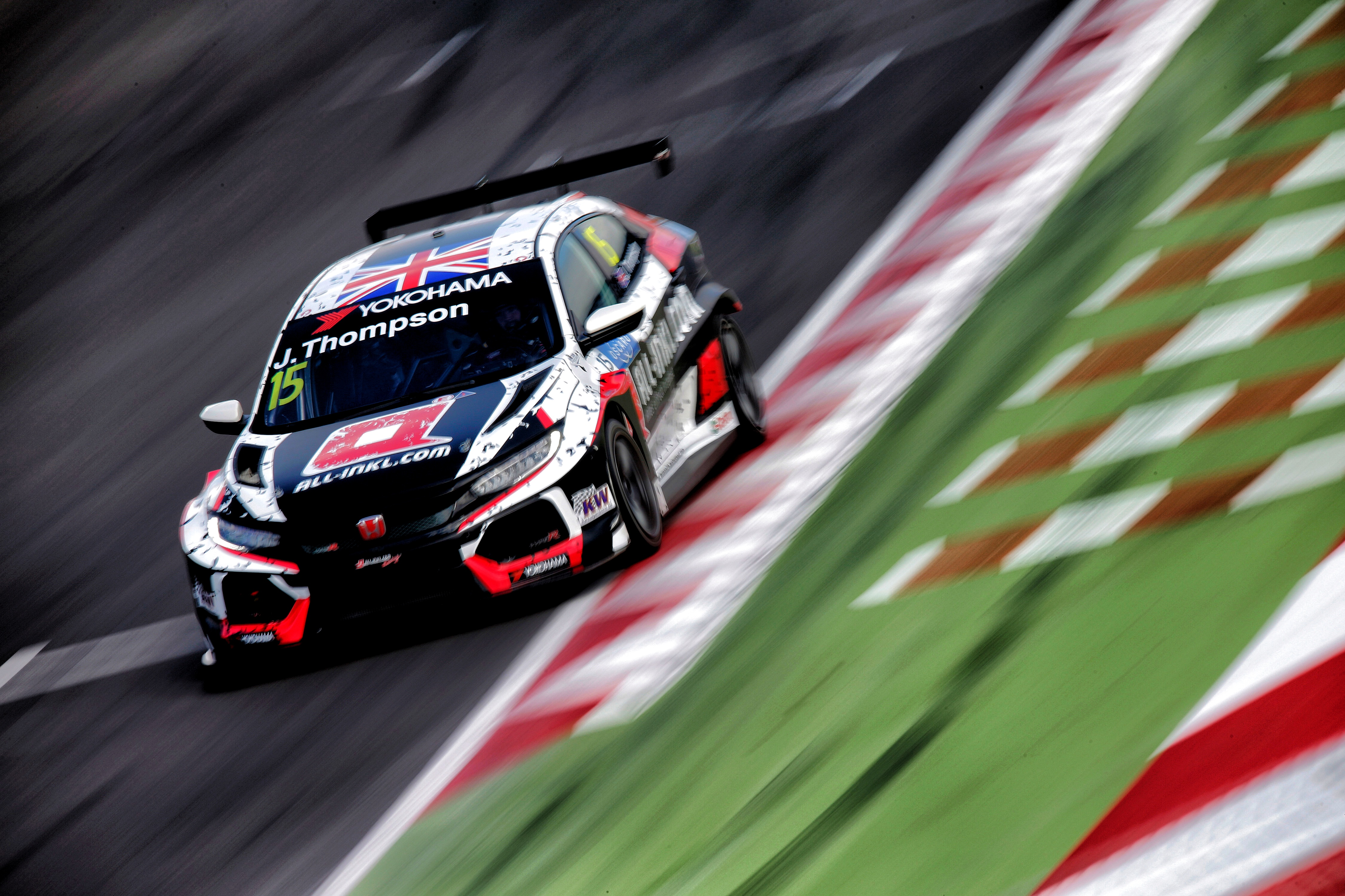 Thompson: WTCR points unexpected