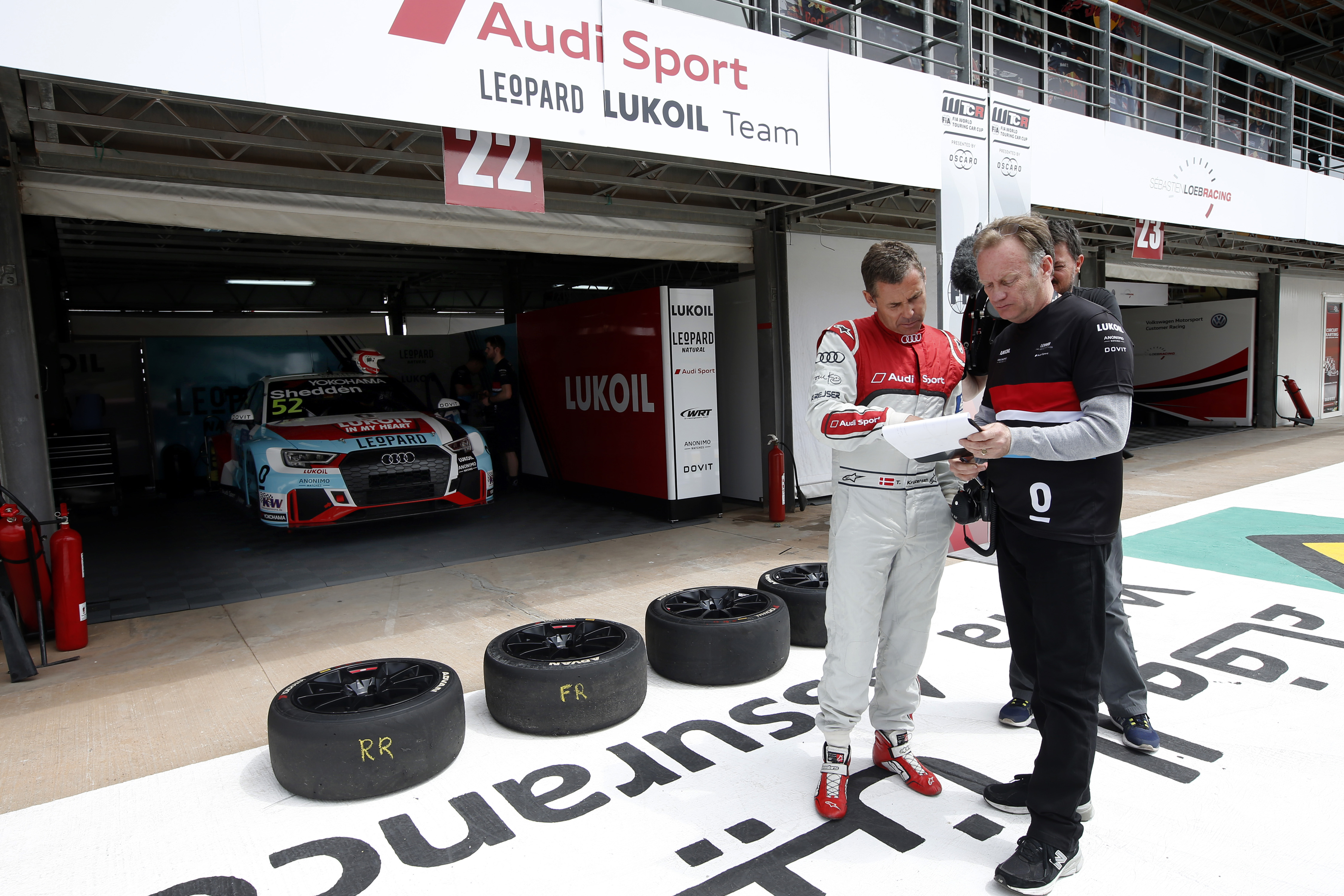Stories of the first WTCR year: Kristensen kicks things off