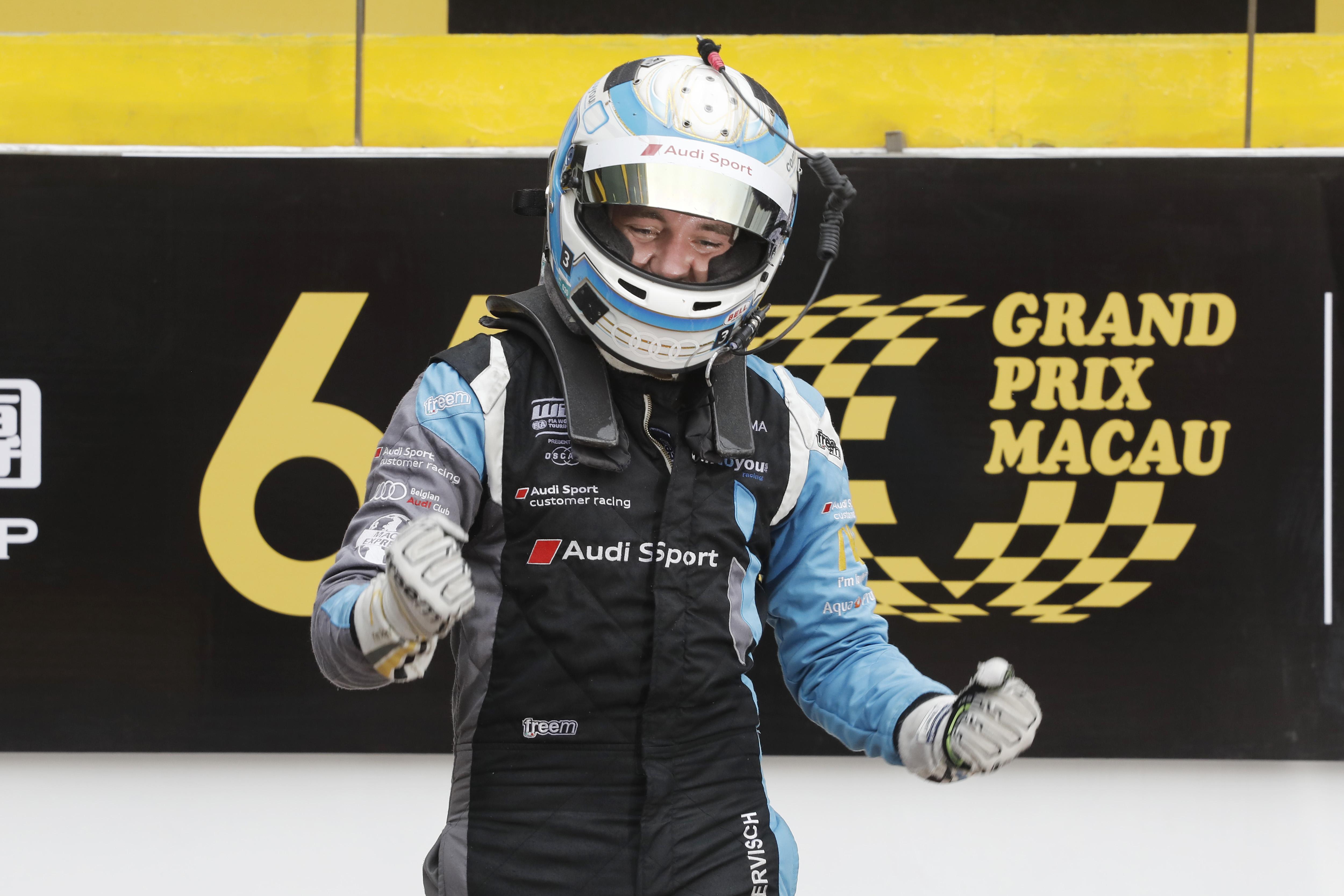 Bisherige Sieger des WTCR-Rennen von Macau
