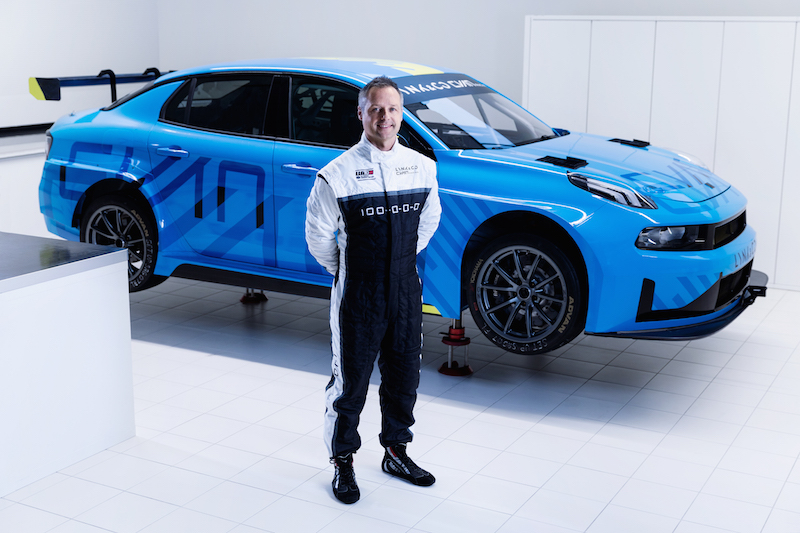 The best just got better: Lynk & Co Cyan Racing signs Priaulx for WTCR season two