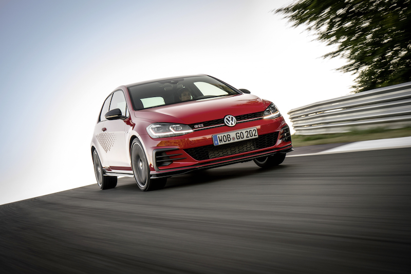 Road-going WTCR Volkswagen Golf GTI goes on sale