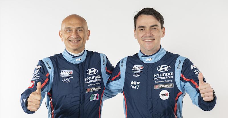Michelisz et Tarquini demeurent équipiers alors que les équipes Hyundai en WTCR ont été révélées