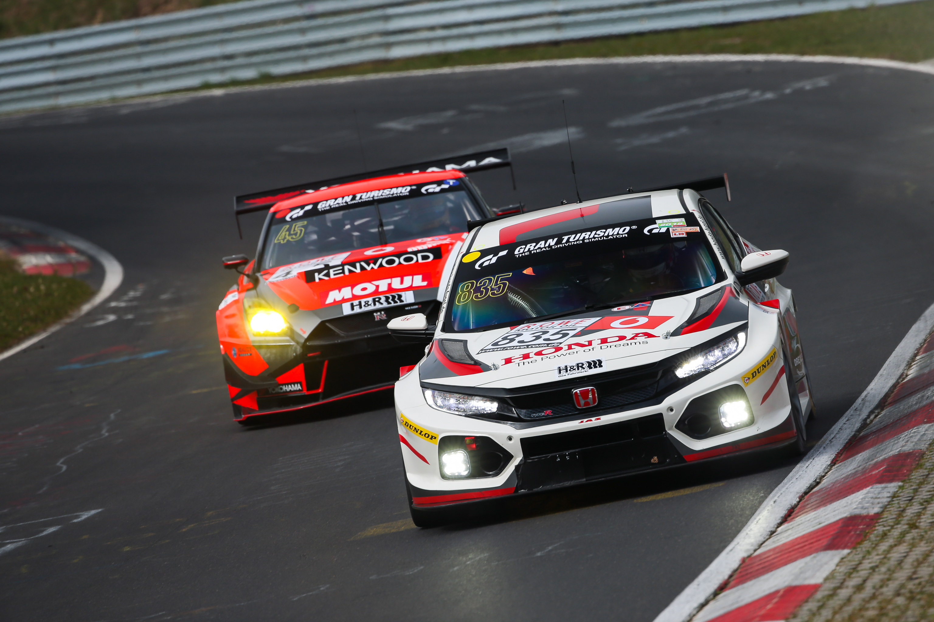 Monteiro goes fourth at famous WTCR venue