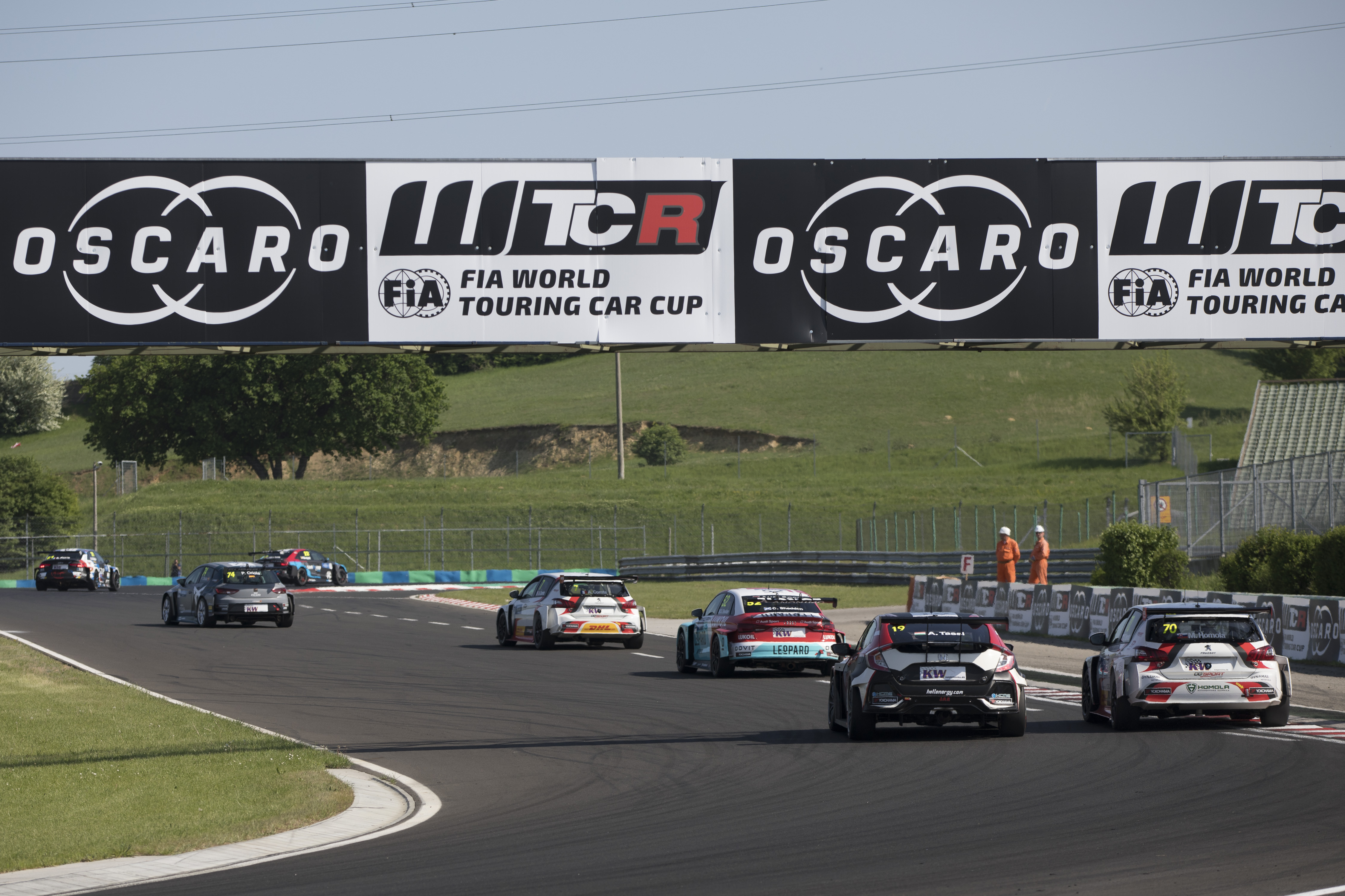 WTCR Race of Hungary: essential timings
