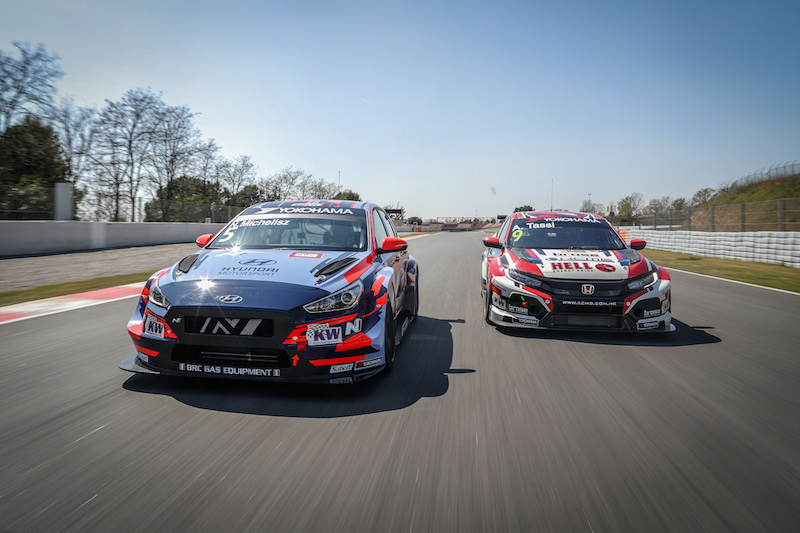Race preview: Home racers Hungary for WTCR success