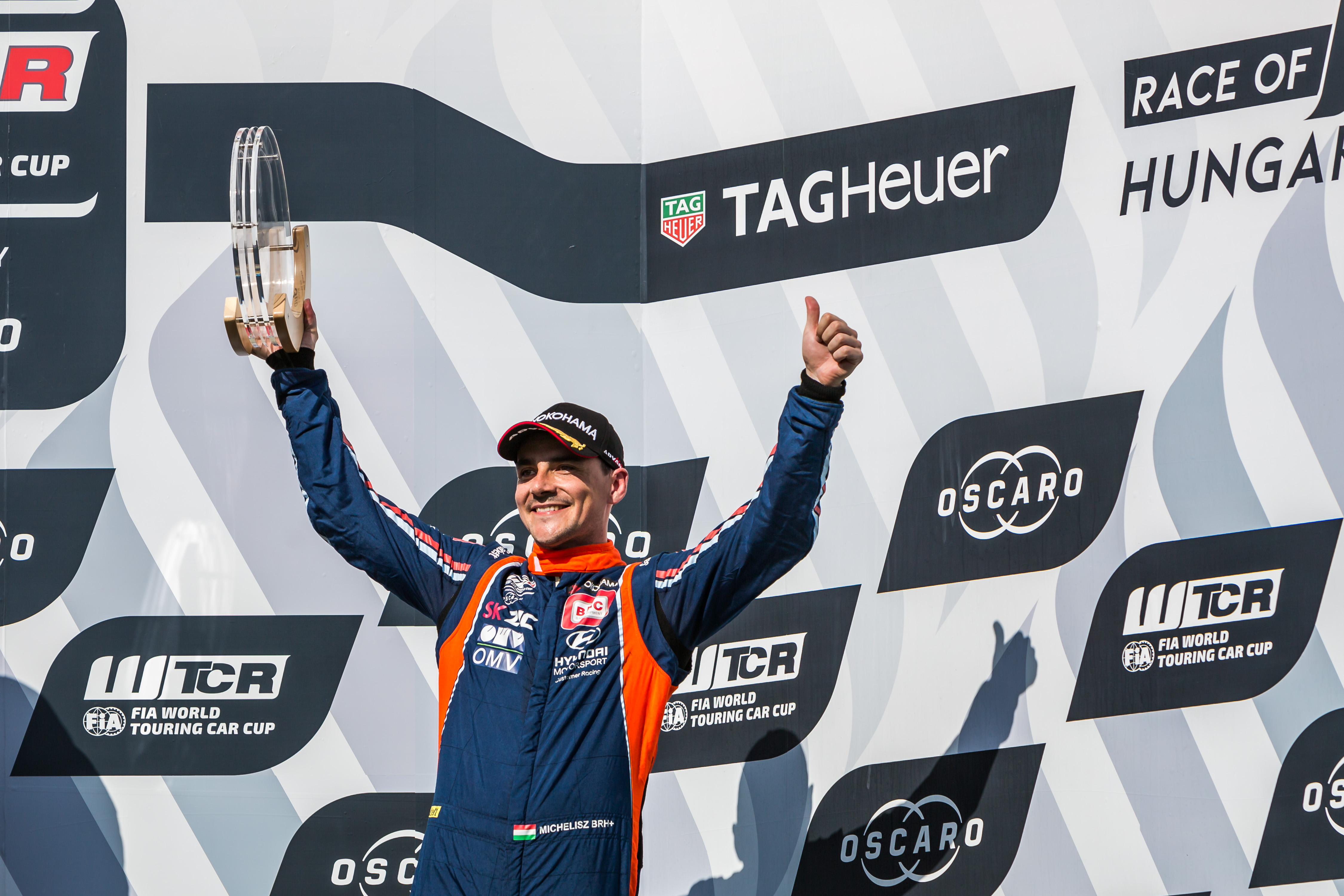 Michelisz not giving up on Hungary WTCR win