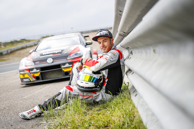 Leuchter expects to gain if it rains at WTCR Race of Germany