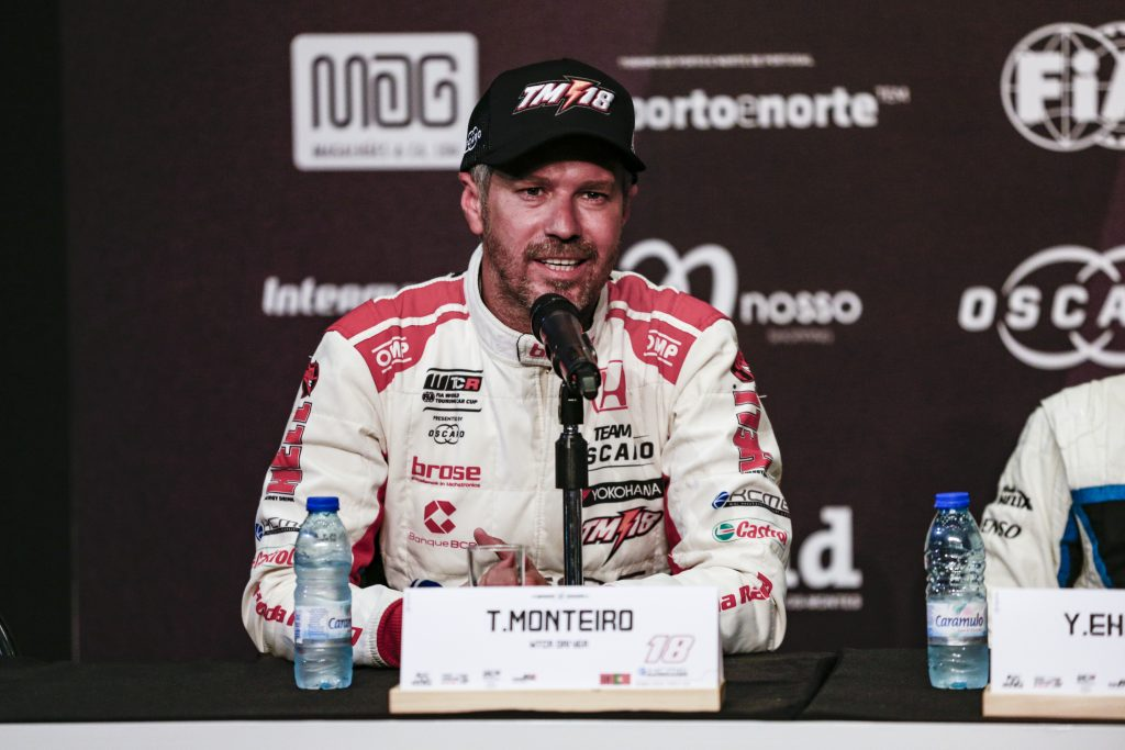 "Monteiro ""positive"" for Vila Real WTCR step - FIA WTCR | World"