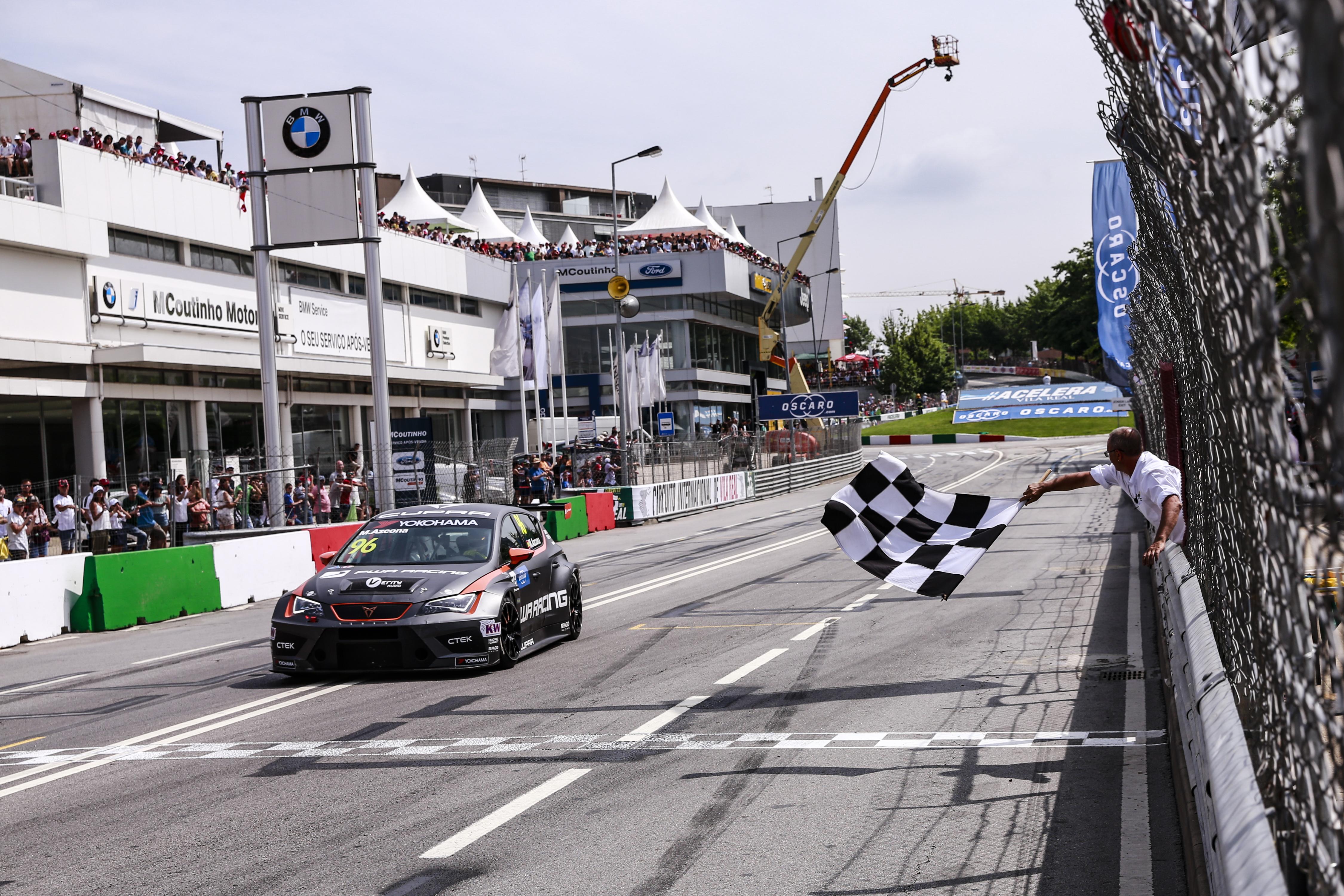WTCR レース2:PWRのアスコナが初優勝