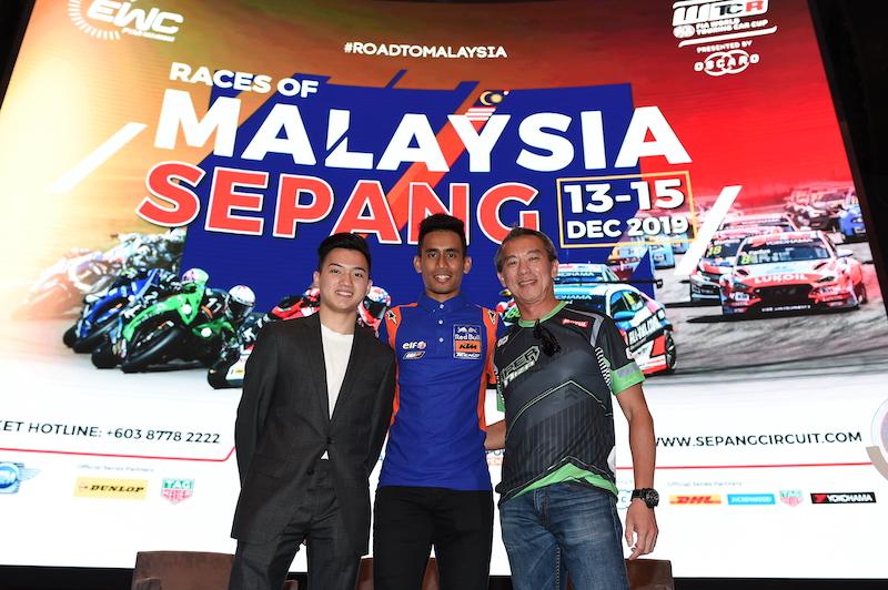 マレーシアのモトGPライダー、ハフィス・シャーリンがWTCRワイルドカード枠でセパンにWエントリー