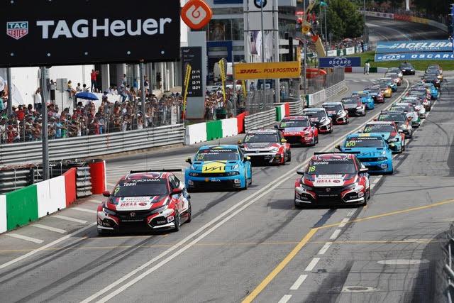 WTCR レース3:モンテイロが感動の母国優勝