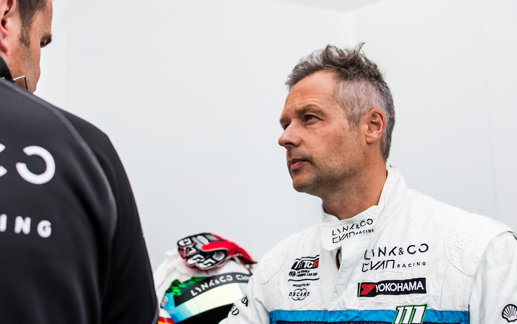 World champions unite as WTCR racer Priaulx joins forces with cycling hero Hoy
