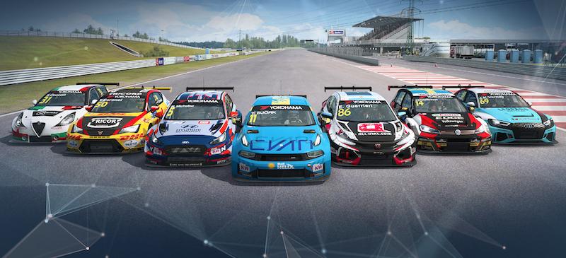 Ecco le auto WTCR di RaceRoom