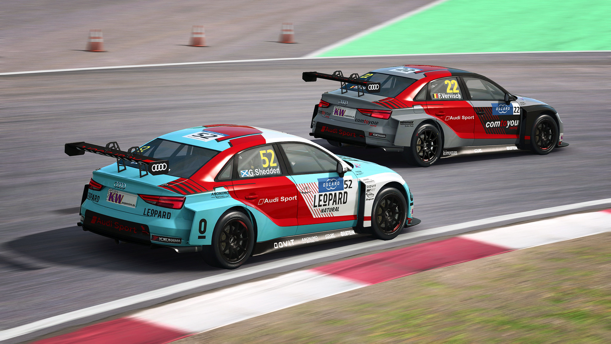 Preview: Keithley leads home hero Banki into Slovakia Ring Esports WTCR OSCARO round