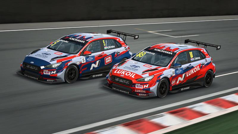 レーシングシミュレーションゲーム最高峰シリーズ、Eスポーツ WTCR OSCAROシーズン2がまもなく開幕