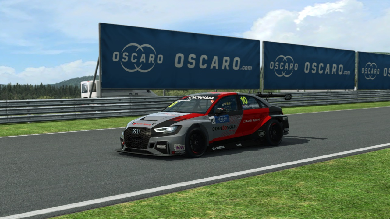 Langeveld brille en ligne en eSports WTCR OSCARO