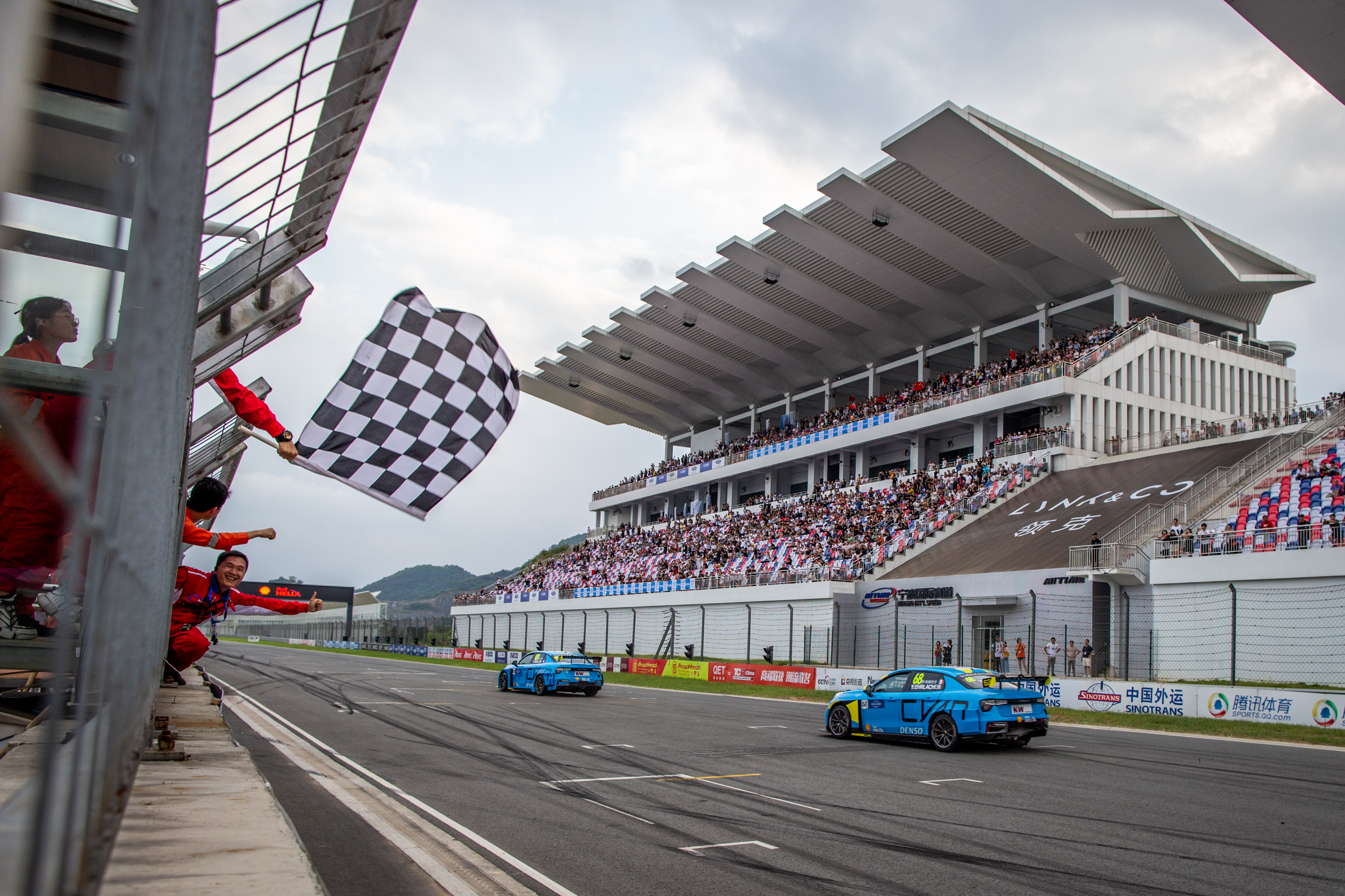 Season recap: WTCR Race of China