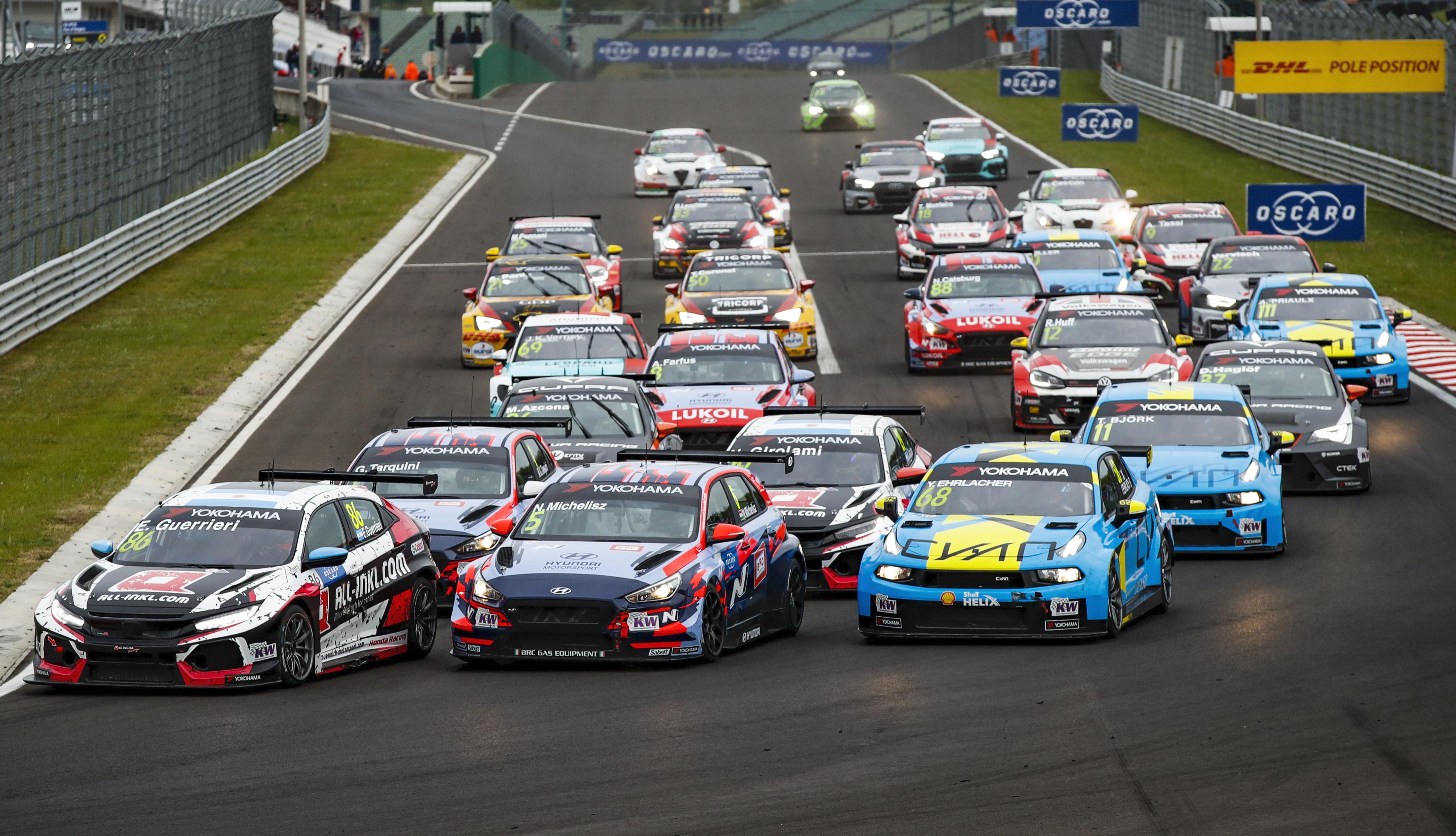 La WTCR Race of Malaysia en direct sur Astro