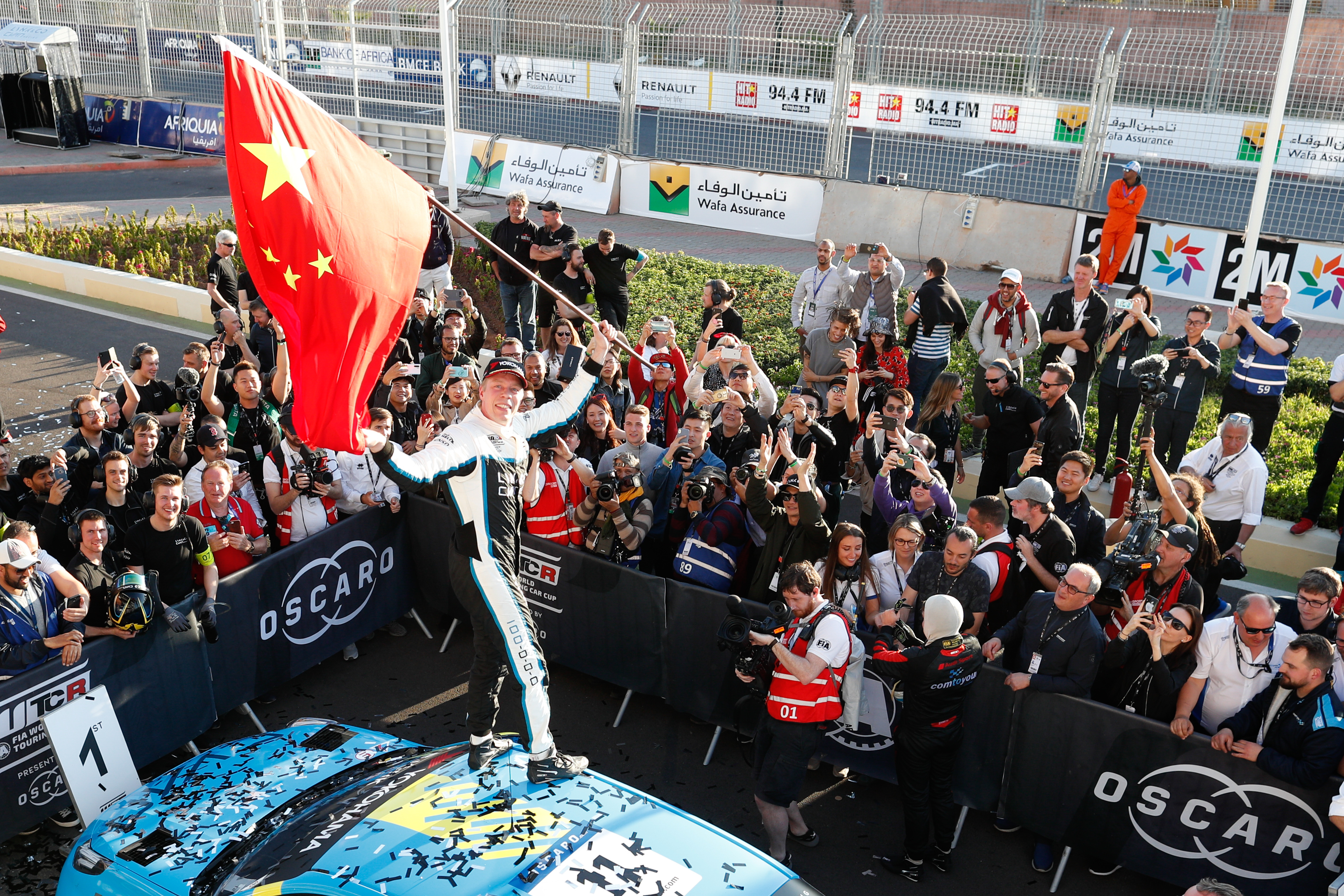 WTCR 2019 the story so far: Rounds 1-3, Morocco