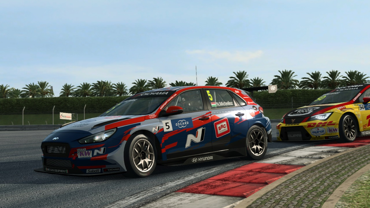 Review: Nagy, Lohner score first Esports WTCR OSCARO wins, Baldi is the Multiplayer champion