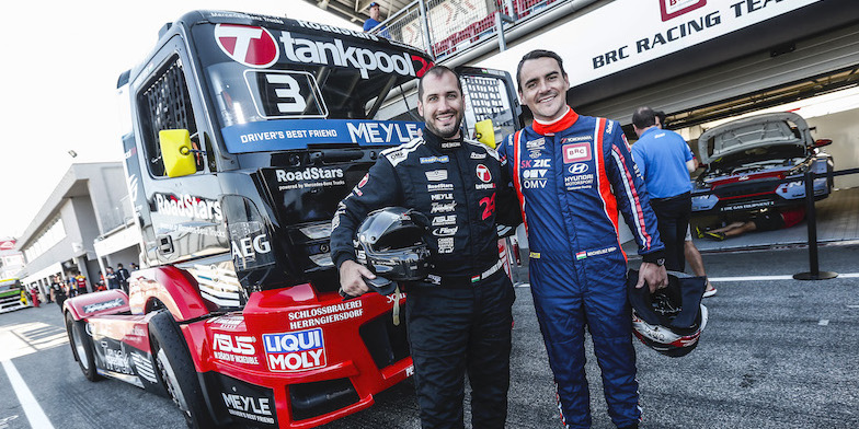 WTCR and ETRC unite in Hungary and Slovakia