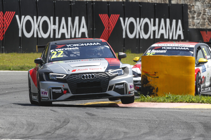Over-confidence not pictured for WTCR's Vervisch