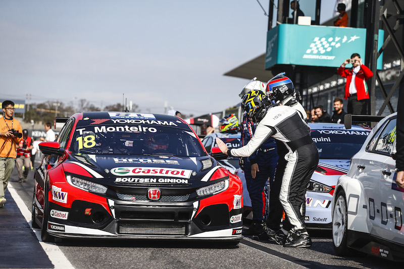 WTCR Race of Japan build-up: Monteiro's comeback revisited