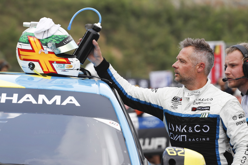 "Priaulx going ""all out"" for WTCR glory"