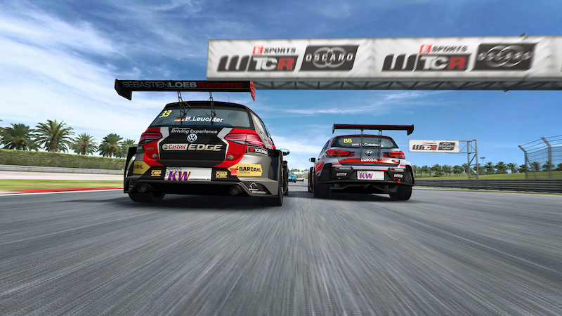 Esports WTCR OSCARO Multiplayer finale live today
