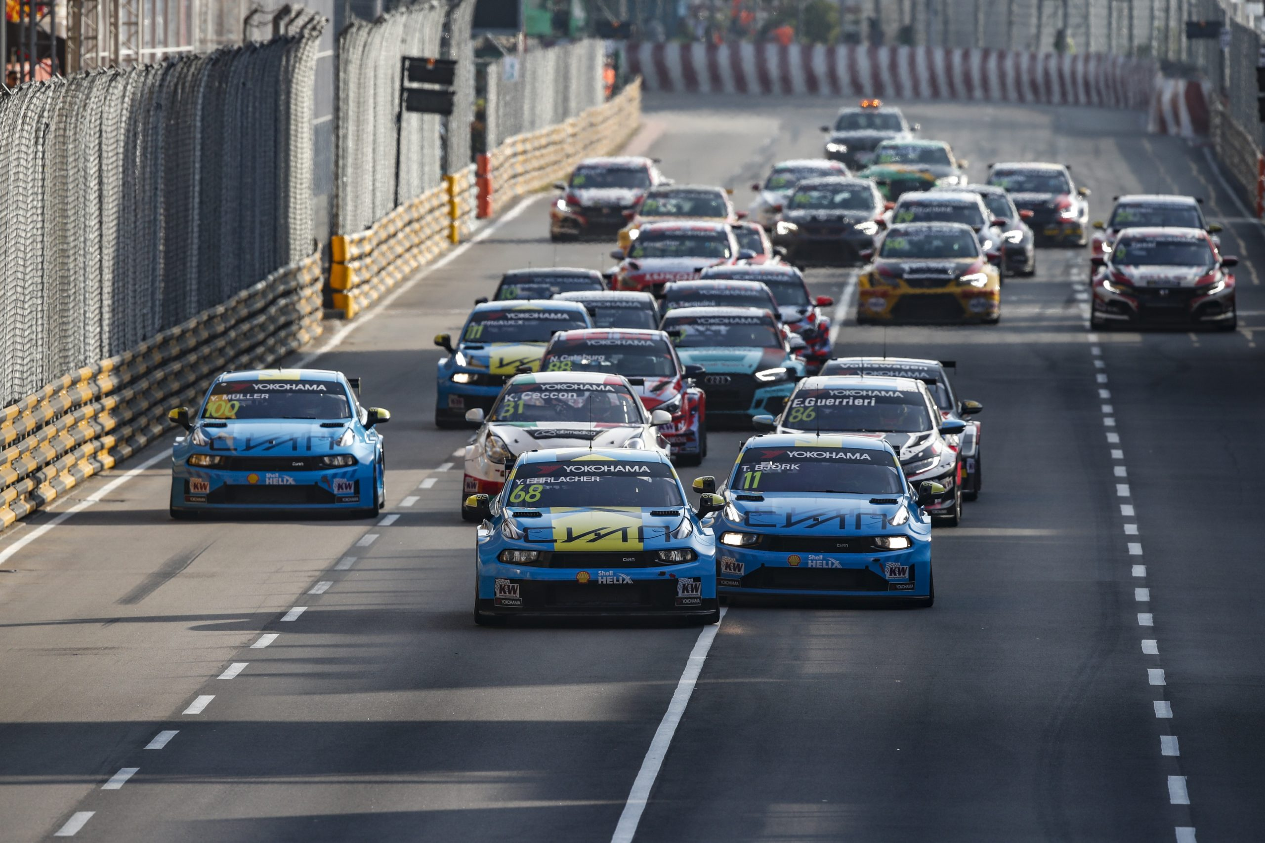Season recap: WTCR Race of Macau