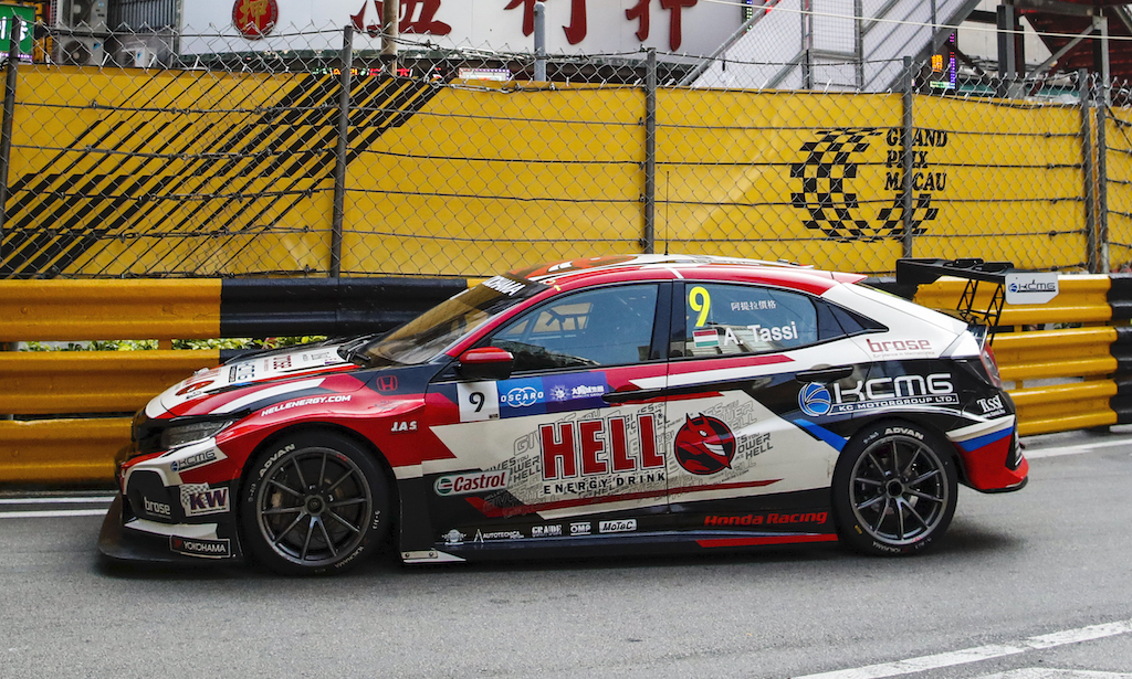 Hungarian highs and not so highs at WTCR Race of Macau