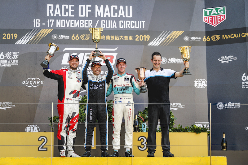Race report: Muller, Priaulx win for Lynk & Co in Macau as Malaysia and Sepang rev up for WTCR title showdown