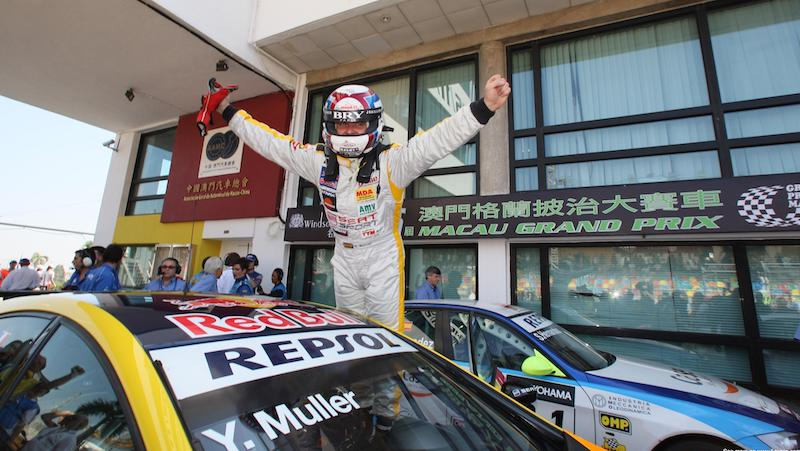 Why WTCR racer Muller's Macau moments are mixed