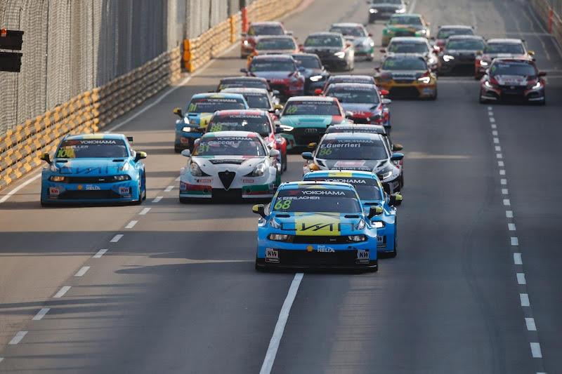 Zweites WTCR-Rennen: Muller siegt wieder in Macau